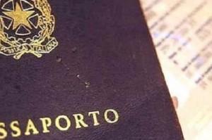 passaporto perso estero
