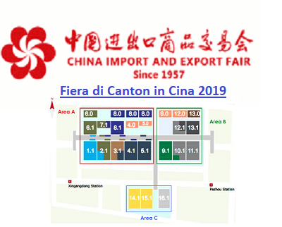Visto Cina per partecipare alla Fiera di Canton